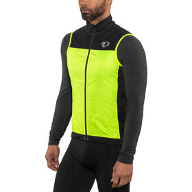 PEARL iZUMi Pro Barrier Lite Vest Men screaming yellow